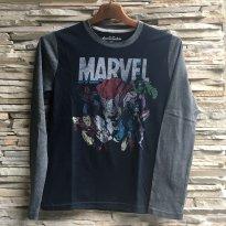 Marvel da Abercrombie - 10 anos - Abercrombie