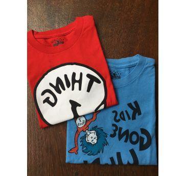 Kit camiseta ou individual - 6 anos - Universal Studios