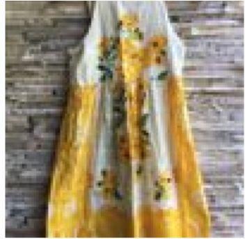 vestido floral fabula - 8 anos - Fábula