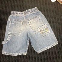 shorts jeans - 3 anos - Sem marca