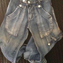 calca jeans street wear - 12 anos - Gijo Kids