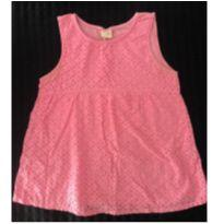 blusinha rosa em laise zara kids - 14 anos - Zara Home Kids