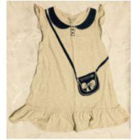 vestido em malha algodao para meninas - 3 anos - OshKosh
