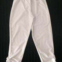 calca estilo legguing  barnca - 10 anos - sem etiqueta