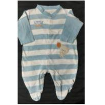 lote 08 pecas bebe menino - 0 a 3 meses - sem etiqueta