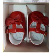 Sapatilha Vermelha - 01 - Pimpolho