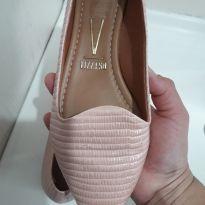 Lindo Sapato Vizanno tamanho 36 - 36 - Vizzano