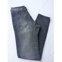Calça Jeans Saruel Infantil Tiliko Cor: Preta Tam.12a - 12 anos - Não informada