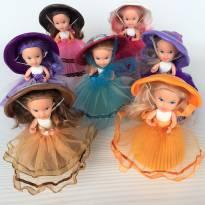 Bonecas Cupcakes Coleção Com 7 Da Estrela -  - Estrela