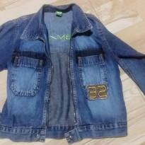 Jaqueta Jeans tamanho 10