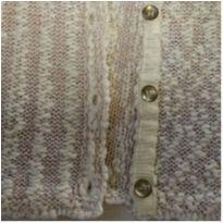 Casaco tricot com brilho - 18 a 24 meses - Zara Baby