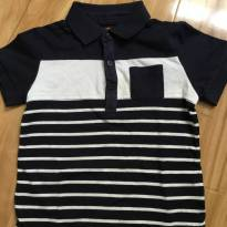 Camiseta polo Seven - 4 anos - Seven for all Mankind