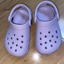 Crocs lilás - 20 - Crocs