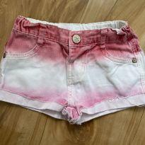 Shot tie dye Rosa Up Baby - 2 anos - Up Baby