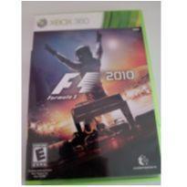 Jogo Fórmula 1 2010 Xbox360 -  - Xbox 360