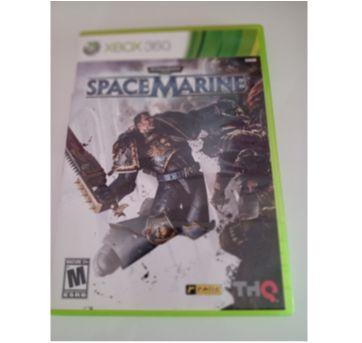 Jogo Space Marine Xbox360 - Sem faixa etaria - Xbox 360