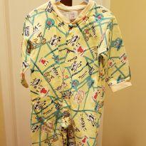 Macacão Pijama - 1 ano - PUC