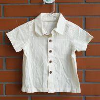 Camisa - 9 meses - sem etiqueta