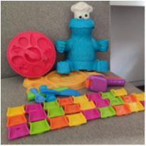 Fominhas para massinhas - Sopa de Letrinhas do Come Come Vila Sesamo - Play-Doh -  - Play-Doh