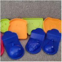 Forminhas para massinha - Picnic - Play-Doh -  - Play-Doh
