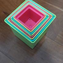 Baby Blocos de Encaixar Cubo Playskool -  - Playskool