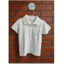 Camiseta Polo - Trousseau - 2 anos - Trousseau