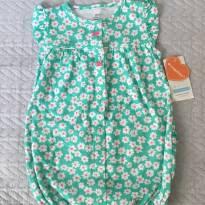 Macaquinho / Romper OrangeMom (modelo Carter`s) - 18 meses - OrangeMom