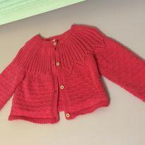 Cardigã / casaquinho em tricô 12 a 18 meses - 12 a 18 meses - Teddy Boom