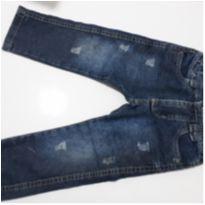 Calça Jeans Bebê Fofo - 18 a 24 meses - AK Jeans
