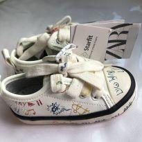 Tênis estiloso Zara baby - 16 - Zara Baby
