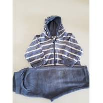 Conjunto Bem Quentinho Hering Baby - 9 a 12 meses - Hering Baby