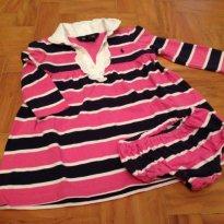 Maravilhoso Vestido Ralph Lauren - 1 ano - Ralph Lauren