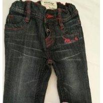 Linda calça jeans da LILICA RIPILICA. - 6 a 9 meses - Lilica Ripilica