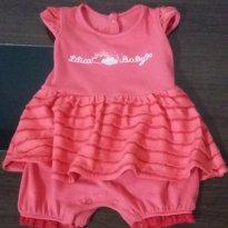lindo Body  da Lilica Baby! - 3 meses - Lilica Ripilica