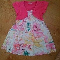 Vestido Floral Primavera - 2 anos - Não informada