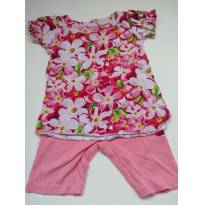 Conjunto Camiseta e bermuda - 1 ano - Be Little