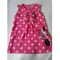 Vestido Minie Malha - 3 anos - Não informada
