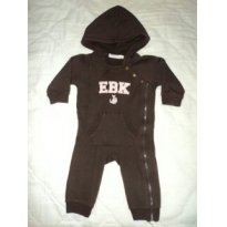 Macação super fofo - 6 a 9 meses - Empório Baby & Kids