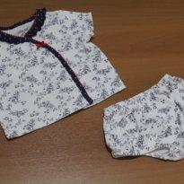 334 Pijaminha conforto - 3 meses - Little Me