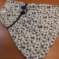 462 Vestidinho florido - 6 a 9 meses - Kaiani