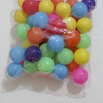 817 Bolinhas coloridas para piscina de bolinhas - Sem faixa etaria - Não informada