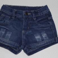 824 Shorts Topa Tudo - 4 anos - Patty Girl