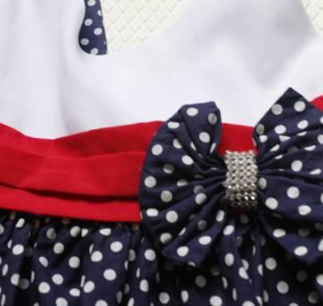 855 Vestido Pega Rapaz - 4 anos - Sapequinha