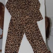 1174 Pijama fofinho - 3 anos - Carter`s