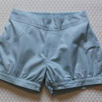 1292 Shorts delicinha - 2 anos - Não informada