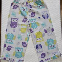 1339 Calça pijama corujinhas - 2 anos - Carter`s