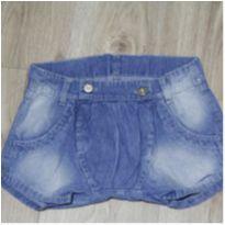 1361 Shorts saruel - 4 anos - Planeta Kids