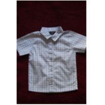 NOVA 1374 Camisa xadrez - 12 a 18 meses - Up Baby