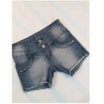 1384 Shorts tachinhas - 10 anos - Akiyoshi