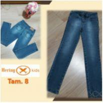 1415 Jeans Hering - 8 anos - Hering Kids